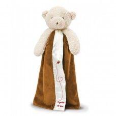 Bunnies by the Bay Bao Bao Bear Buddy Baby Blanket Comforter 40cm. #bunniesbythebay