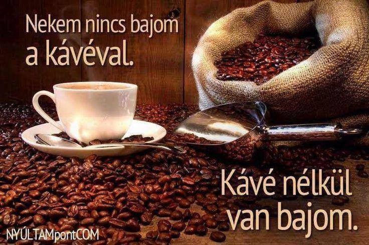 Kávézzunk!