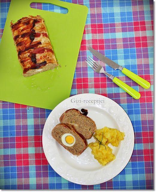 Gizi-receptjei.  Várok mindenkit.: Hétvégi receptajánló!!! Baconbe tekert stefánia va...