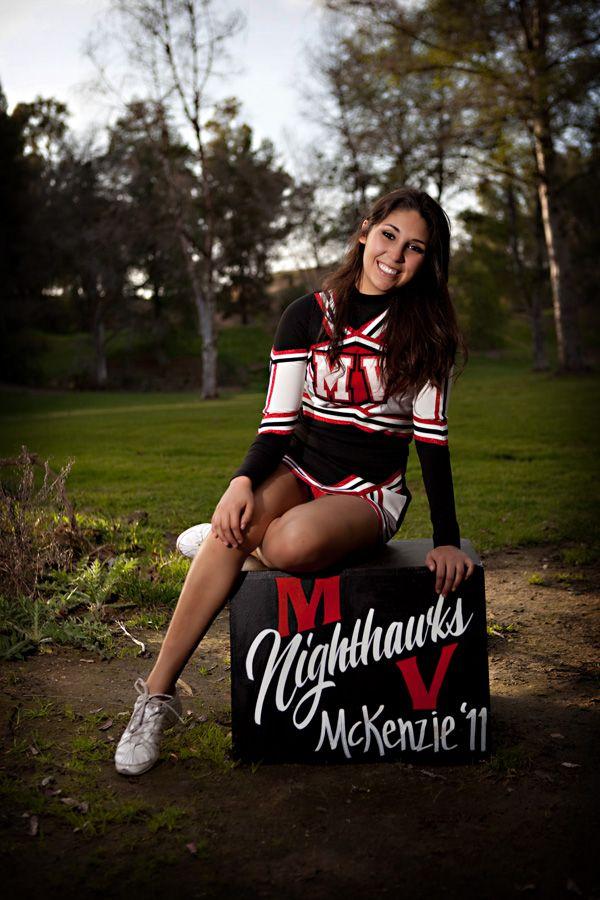senior cheerleader pictures - Google Search