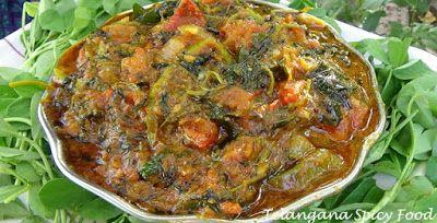 Telangana Spicy Food | Food of Telangana