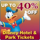 Up to 40% off Hotel & Park Ticket Packages at Disneyland Paris