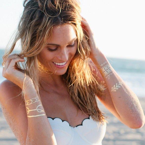 Arany tetoválás - swallow - HobbyRendelés webáruház
