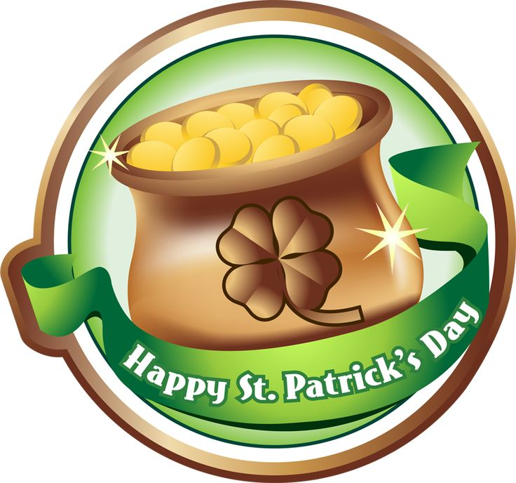 Green Pot Of Gold Clipart 78 Best images about C...