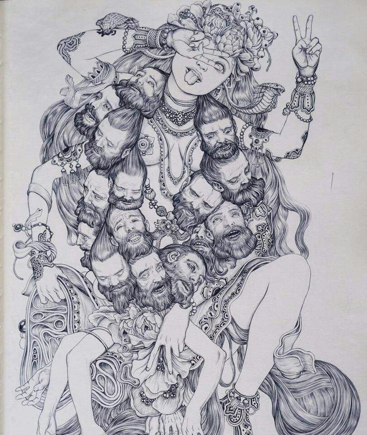 daveyboygoliath: Kali by James Jean / Embodied <3