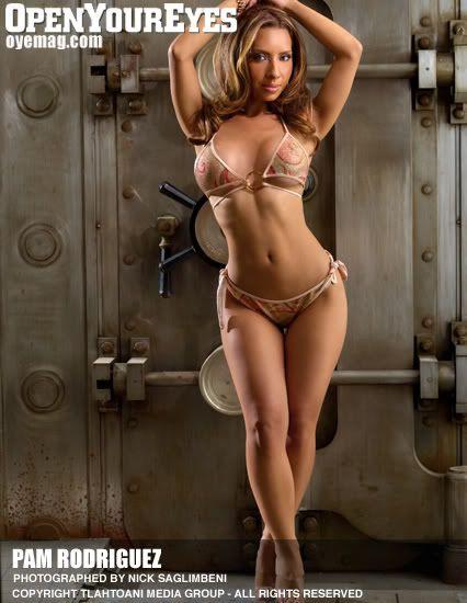 Pam rodriguez nude pics