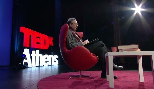 Ευγένιος Τριβιζάς : Θεωρώ το ελληνικό σχολειό βαρετό και εχθρό της δημιουργικότητας. | Alexiptoto