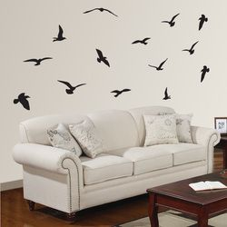 Flying birds Silhouette Design.in Adorn your wall with Silhouette Design and see the change in your decor. The most easy way to enhance your space.   mail us at:- info.silhouettedesign@gmail.com