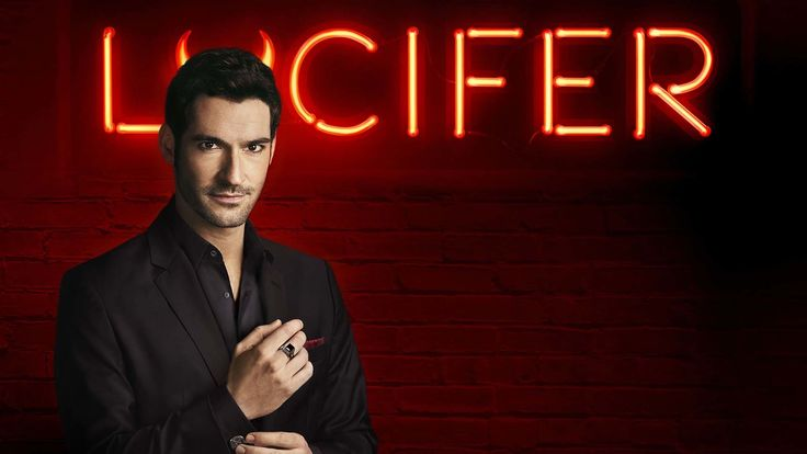 TV Show Lucifer  Tom Ellis Wallpaper