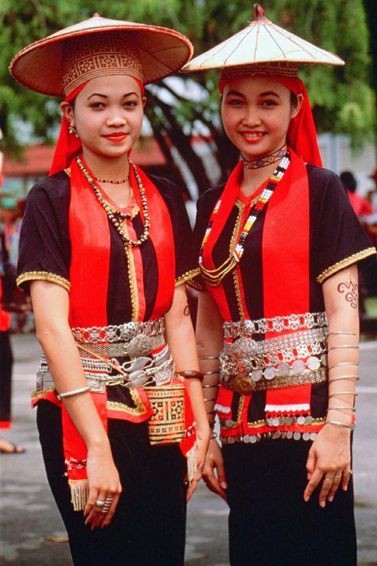 Bidayuh | SARAWAK PEOPLE | Borneo, Southeast asia, Malaysia