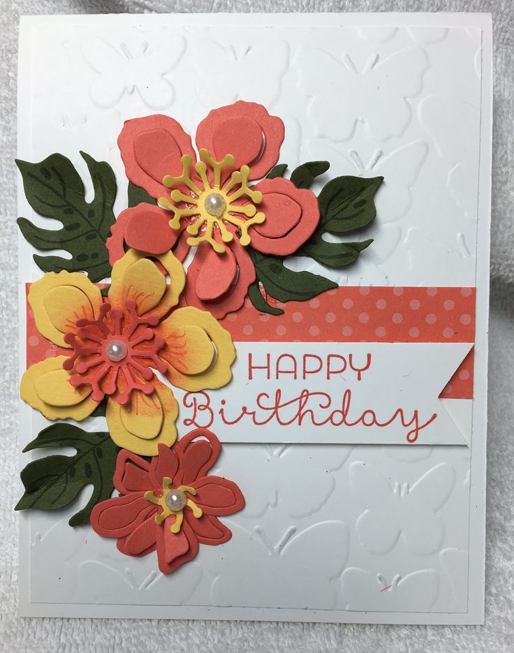 Stampin Up Botanical Blooms Bundle. From the Occasions Catalog 2016.