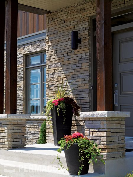 Lamina Stone Range Margaux beige Artis permacon.ca   available at our store at 3500 Mavis Rd, Mississauga, ON L5C 1T8