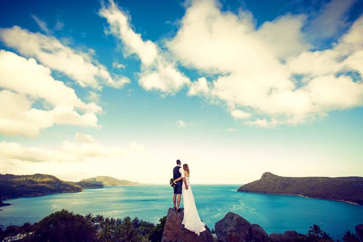 Destination Weddings Hamilton Island. Photo Via Hamilton Island Weddings Web site