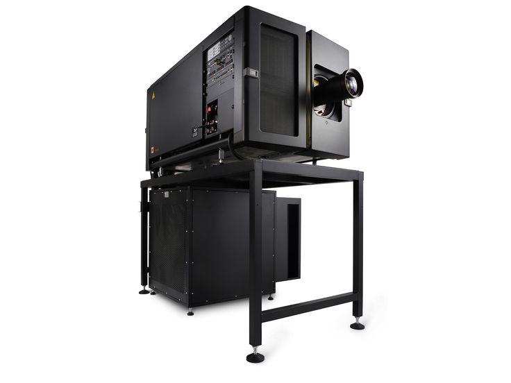 Proiettore cinematografico laser 6P RGB con luminosità estrema per schermi di dimensioni medie