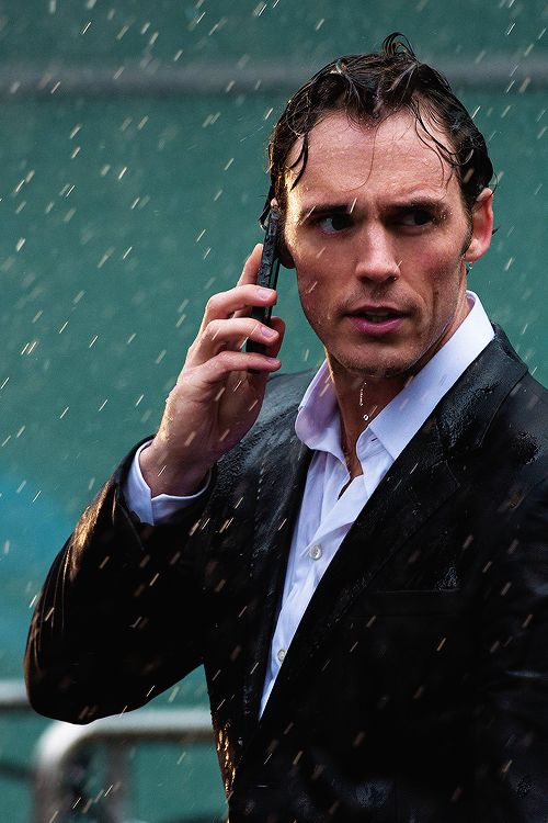 Sam Claflin as Will Traynor ~ Me Before You