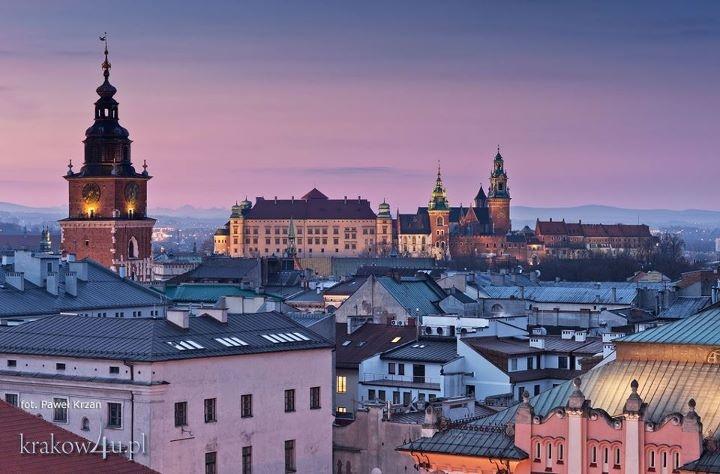 Kraków / Cracow, Poland http://www.facebook.com/hotel.niebieski