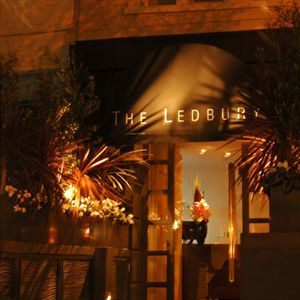 The Ledbury, London. Modern British cuisine has a Michelin star (yes, it does).
