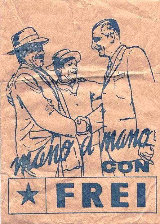 Afiche Frei Montalva