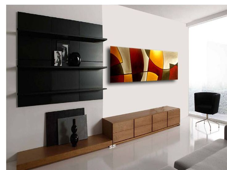 25 best ideas about decoracion de salas modernas on - Ver cuadros modernos ...