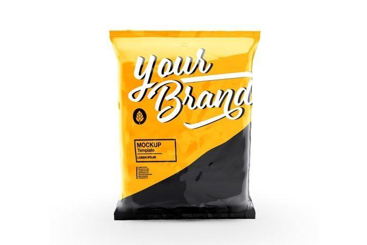 Download Chips Bag Mockup 914263 Products Design Bundles Bag Mockup Mockup Packaging Mockup