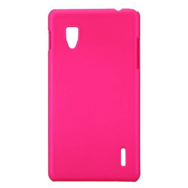 Hard Shell (Hot Rosa) LG Optimus G E973/E975 Deksel
