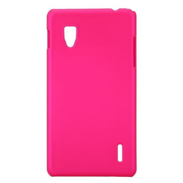 Hard Shell (Hot Rosa) LG Optimus G E973/E975 Deksel