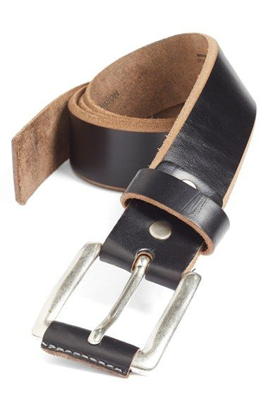 1000 Images About Leather Belts For Men On Pinterest