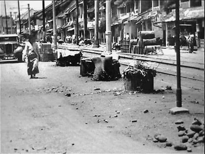 Jl. Kongsi Besar, Jakarta Kota 1947
