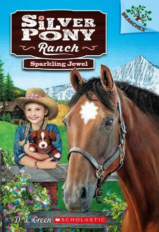 Silver Pony Ranch: Sparkling Jewel by D.L. Green reviewed by Katie Fitzgerald @ storytimesecrets.blogspot.com