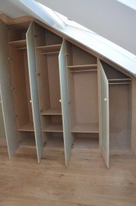 Fitted Loft Wardrobes North London