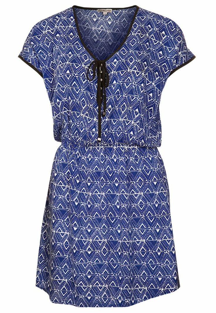 Best Mountain - Summer dress - blue