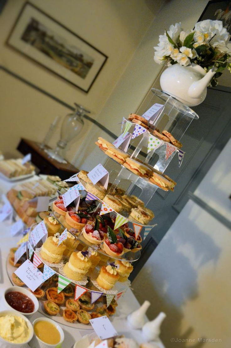 Afternoon Tea, Ladies Lunch.  https://twitter.com/MilebrookHouse