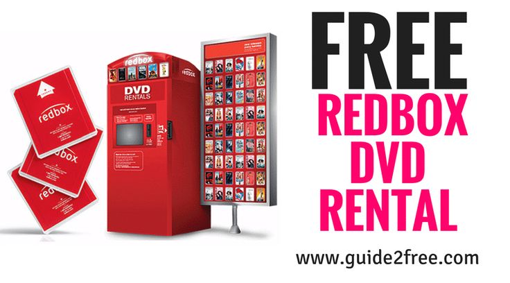 Get a FREE Redbox DVD rental when you enter the code: PE8SB36AKT  – Good for a free one-night DVD rental at Redbox online.  Redbox lets you Rent DVDs, Blu-ray™️ discs and video games at thousands of convenient locations.Valid on Redbox.com or in the app (not valid at the kiosk). Find a location near you.