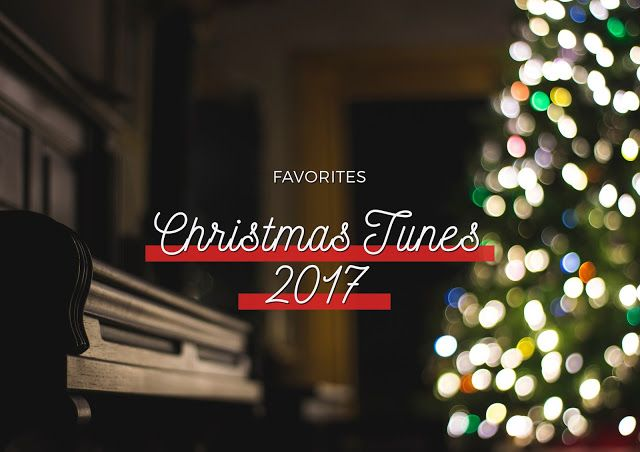 A lot of great Christmas songs got released this year! Let me share my favorite ones in this post ;) #Favorites #Music #Christmas #ChristmasTunes #Lifestyle #Festive