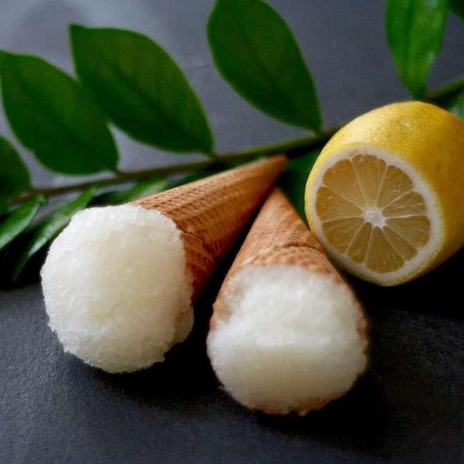 Sorbet cytrynowy