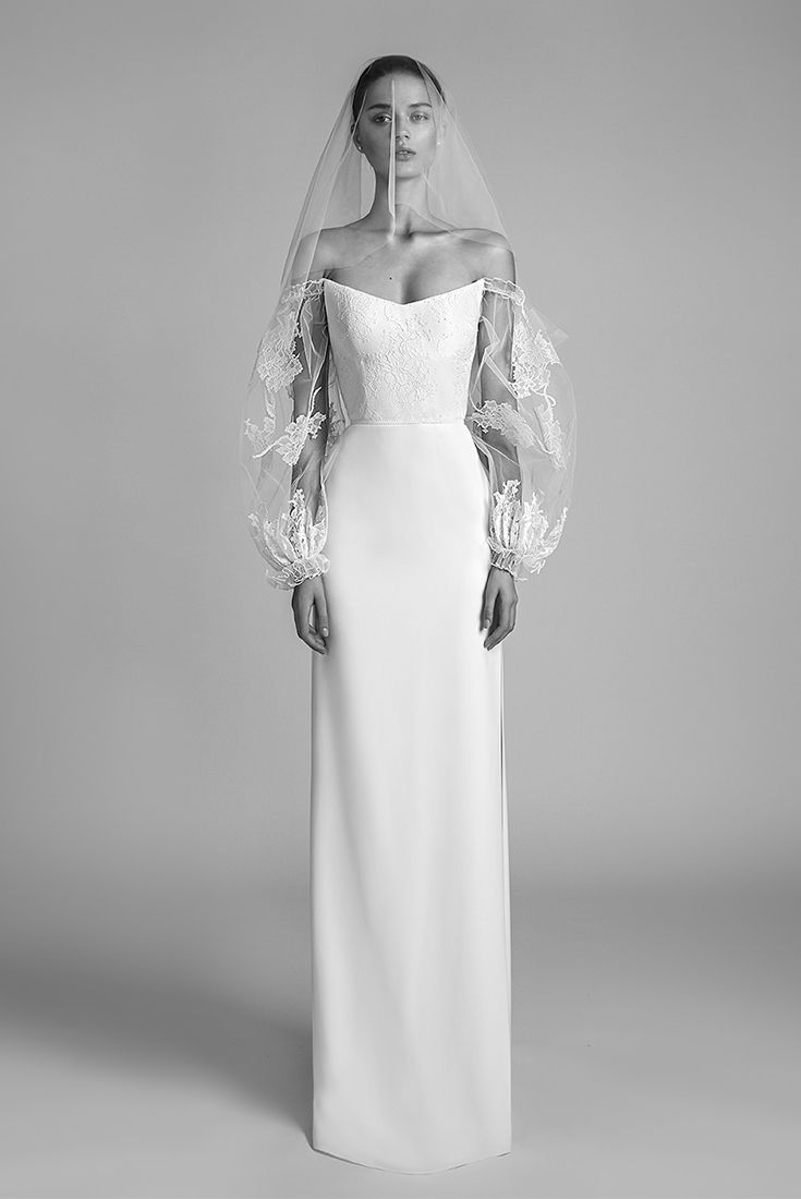 Royal Chic And Absolutely Stunning Rita Wedding Dress From The