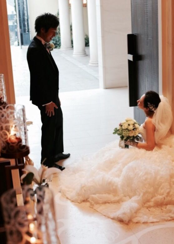 wedding photo time