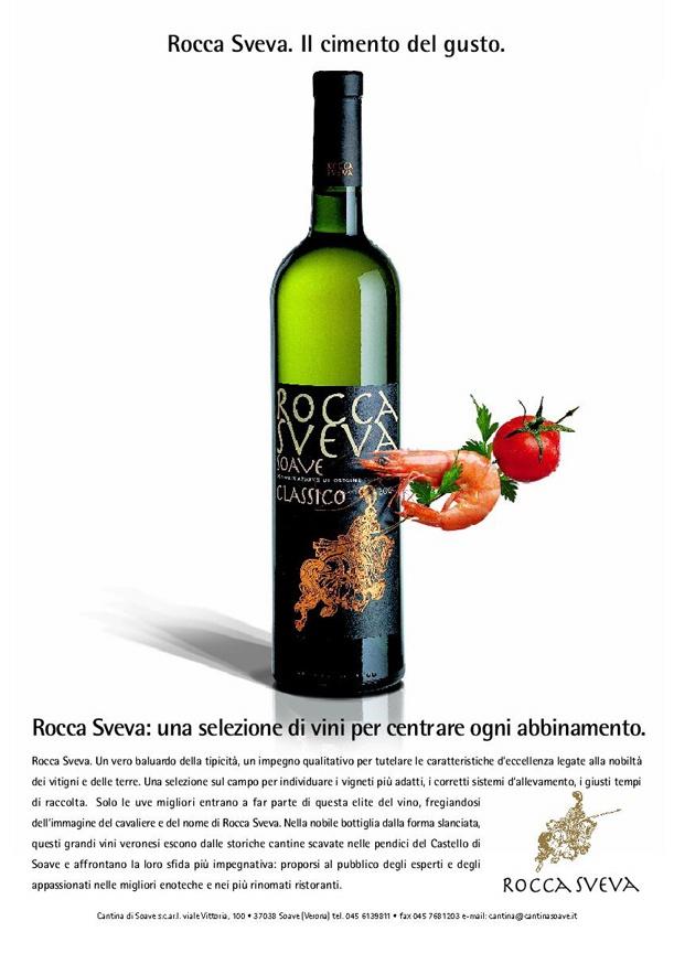Advertising Rocca Sveva