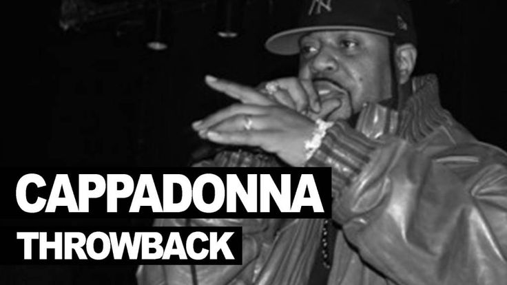 Cappadonna Killed This Freestyle On 'The Tim Westwood Show' Back In 1998...