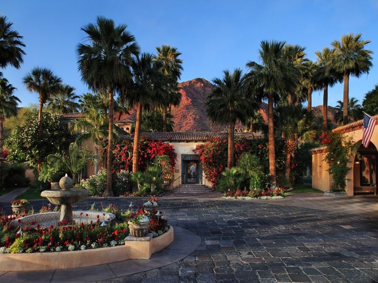 Royal Palms Resort and Spa, Phoenix: Arizona Resorts : Condé Nast Traveler