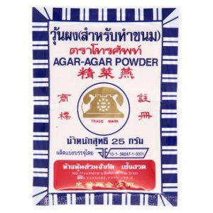 Купить агар-агар из Тайланда