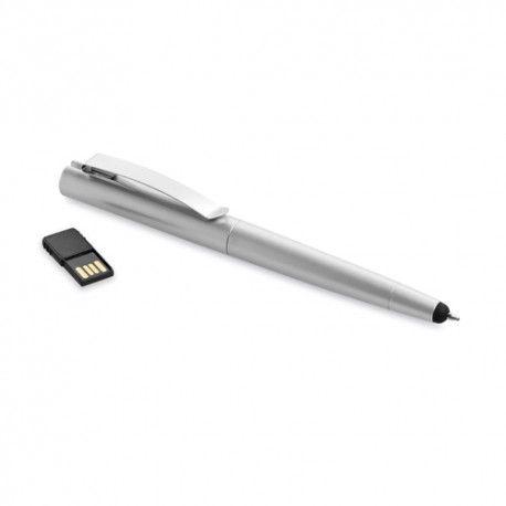 Boligrafo con memoria USB Lomax 4GB 5,33€