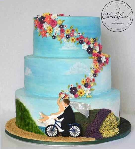 Cake Decorating Store Leeds : 1000+ ideas about Bicycle Cake on Pinterest Mountain Bike Cake, Bike Cakes and Cakes