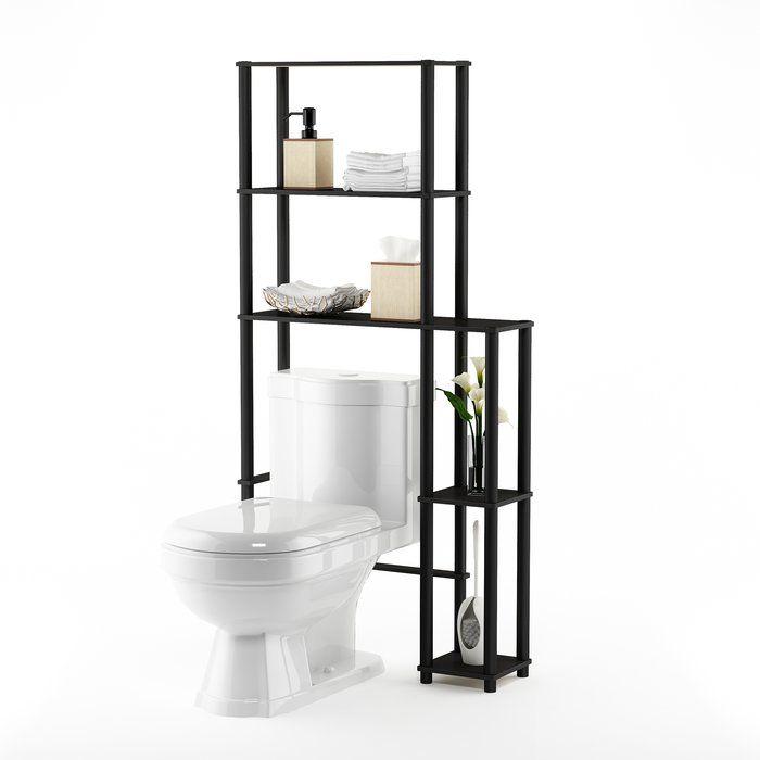 Antonucci 31 1 W X 65 H X 9 D Over The Toilet Storage Toilet
