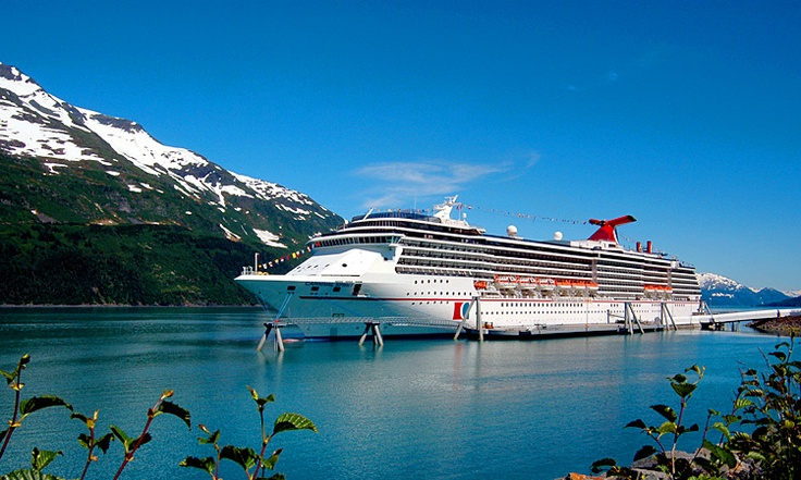 I'd rather be Carnival Cruising to Alaska! Hey Carnival, choose my pinboard to win a cruise for two :)