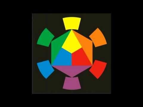 Johannes Itten Kleurencirkel - YouTube