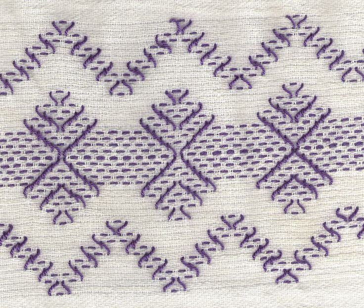 Ponto Vagonite: Huck Towels, Ponto Vagonit, Bordado Yugoslavo, Stitch Embroidery, Huck Embroidery, Crosses Stitches, Bordado Vagonit, Bordado Yugoeslavo, Crafts