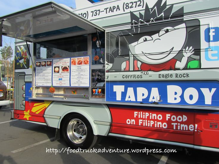 17 best images about caravan philippino food on pinterest for Best food truck designs