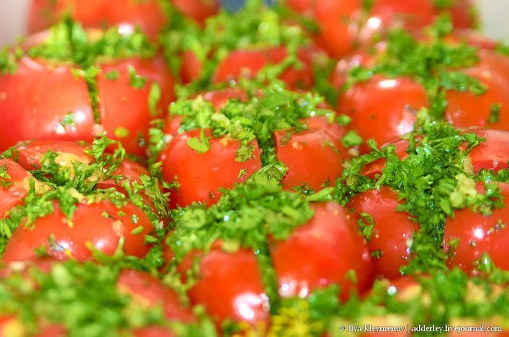 Закусон. Маринованные помидоры-скороспелки - Илья Клеймёнов. Мадагаскар