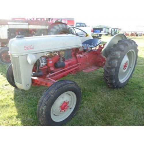 Used Ford 8N tractor for sale - EQ-26583! Call 877-530-4430 for used tractor parts! https://www.tractorpartsasap.com/-p/EQ-26583.htm